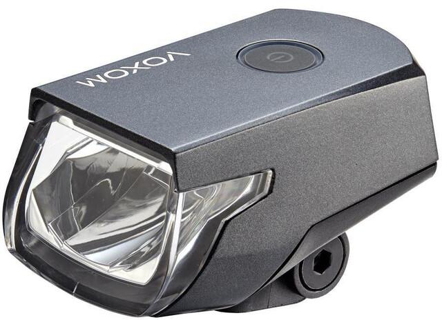 Voxom Lv6 Front Lighting StVZO, black